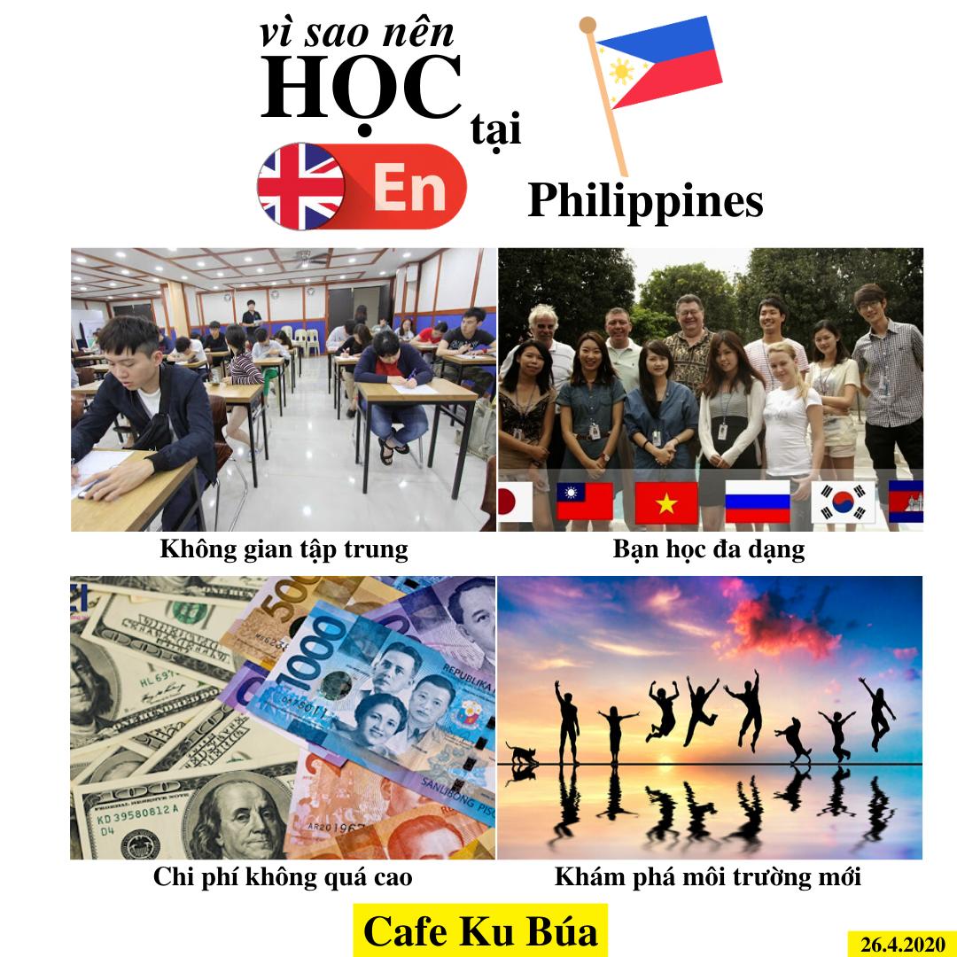 HỌC TIẾNG ANH Ở PHILIPPINES – VÌ SAO NÊN