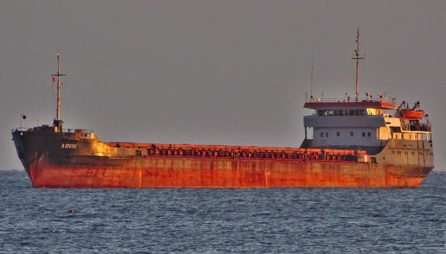 судно в Турции