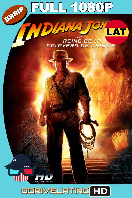 Indiana Jones 4: El reino de la Calavera de Cristal (2008) BRRip 1080p latino-ingles MKV