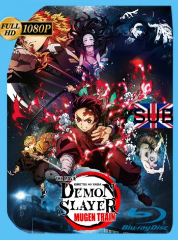 Demon Slayer: Muguen Train (2020) BRRip [1080p] Subtitulado [GoogleDrive]