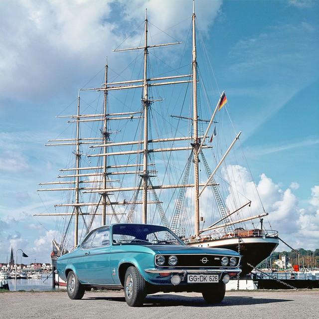 Comme il y a 50 ans : l'Opel Manta retrouve Timmendorfer Strand Opel-Manta-213193