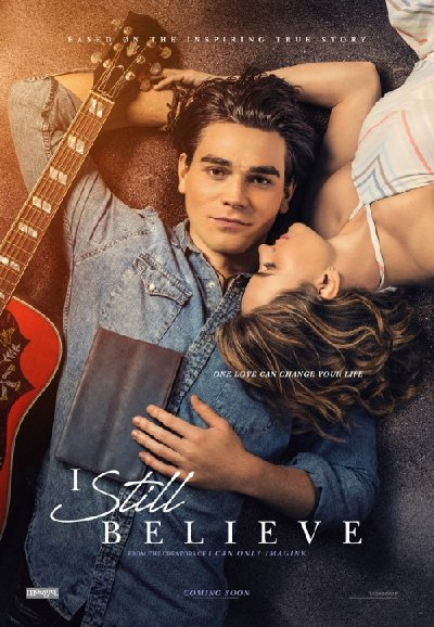 I Still Believe (2020) English HDRip 720p x264 AAC 900MB Soft ESub DL