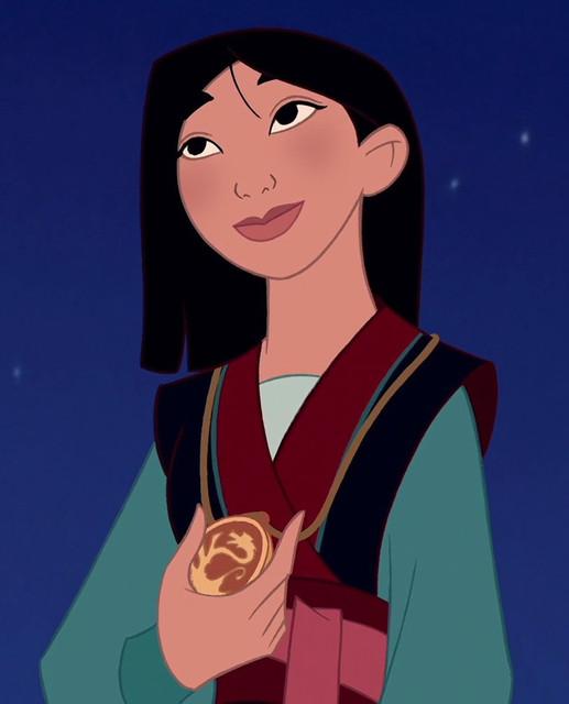 Μουλάν (Disney Πριγκίπισσα)