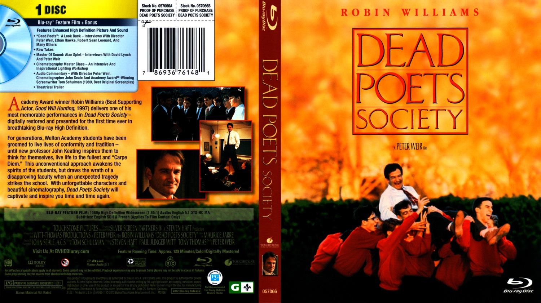 La Sociedad De Los Poetas Muertos (1989) x265 10 Bits 1080p