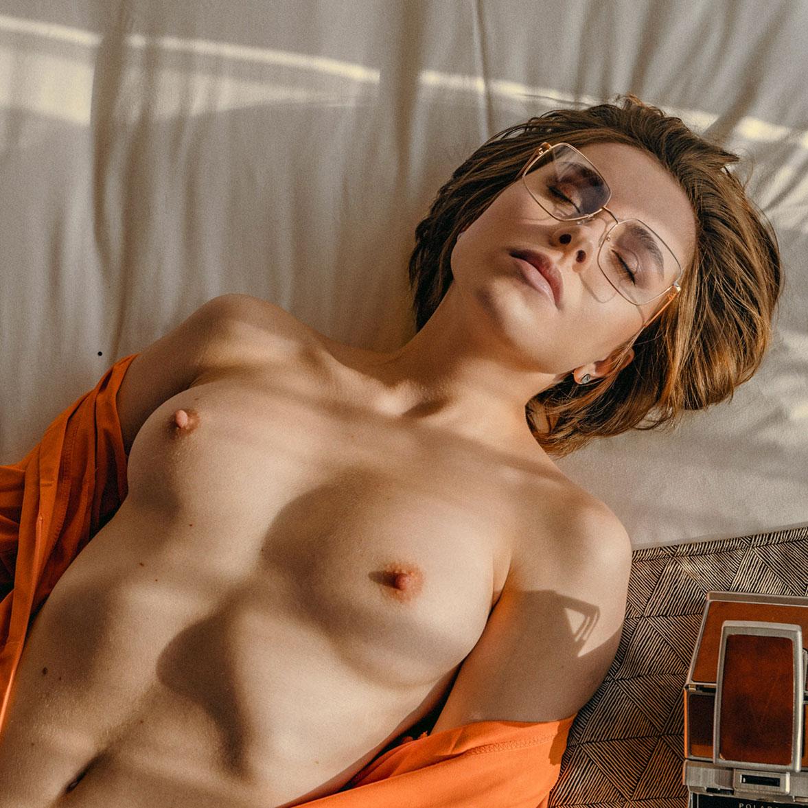 Сексуальное одиночество Кати Хромиа / фото 11