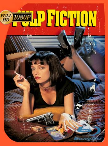 Pulp Fiction: Tiempos Violentos (1994) BDRip [1080p] Latino [GoogleDrive]