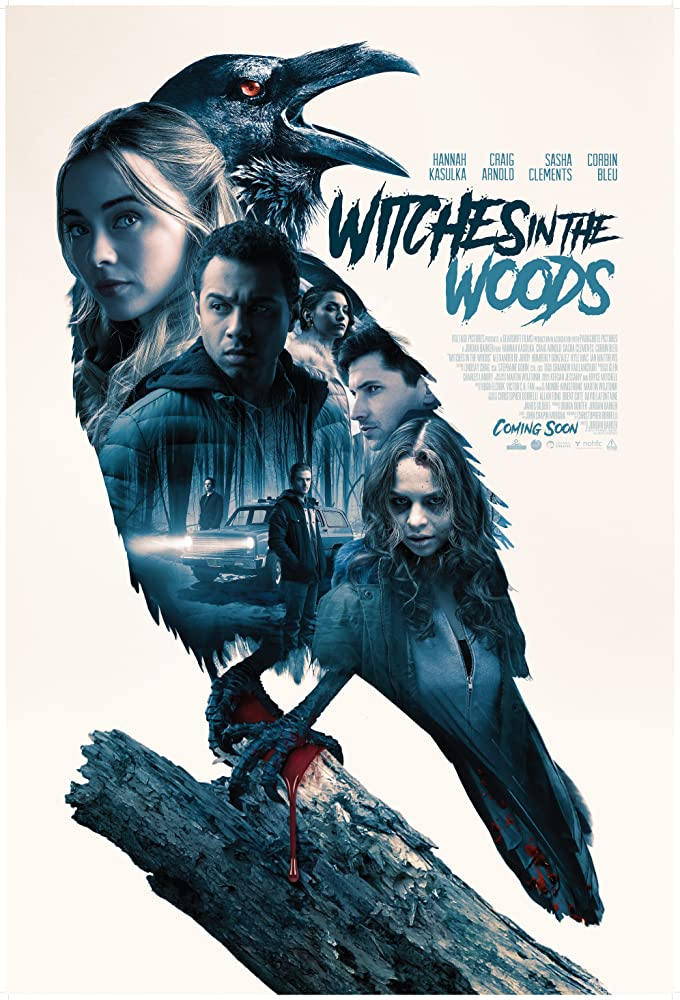 Witches in the Woods (2019) Dual Audio 720p BluRay 900MB | 300MB Download