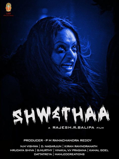 Shwethaa 2020 Hindi Dubbed 720p HDRip 600MB