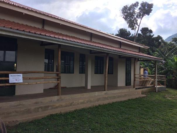 Ugandská kavárna. Zdroj: Julie Melicharová