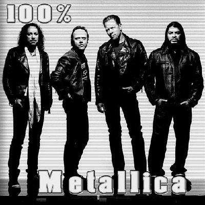 Metallica -100% Metallica (2020) Mp3 320 kbps
