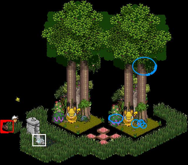 Solution de jeu : L'aventure Habbmon - Attrape-les tous ! 22-Pok-mon-Pikachu