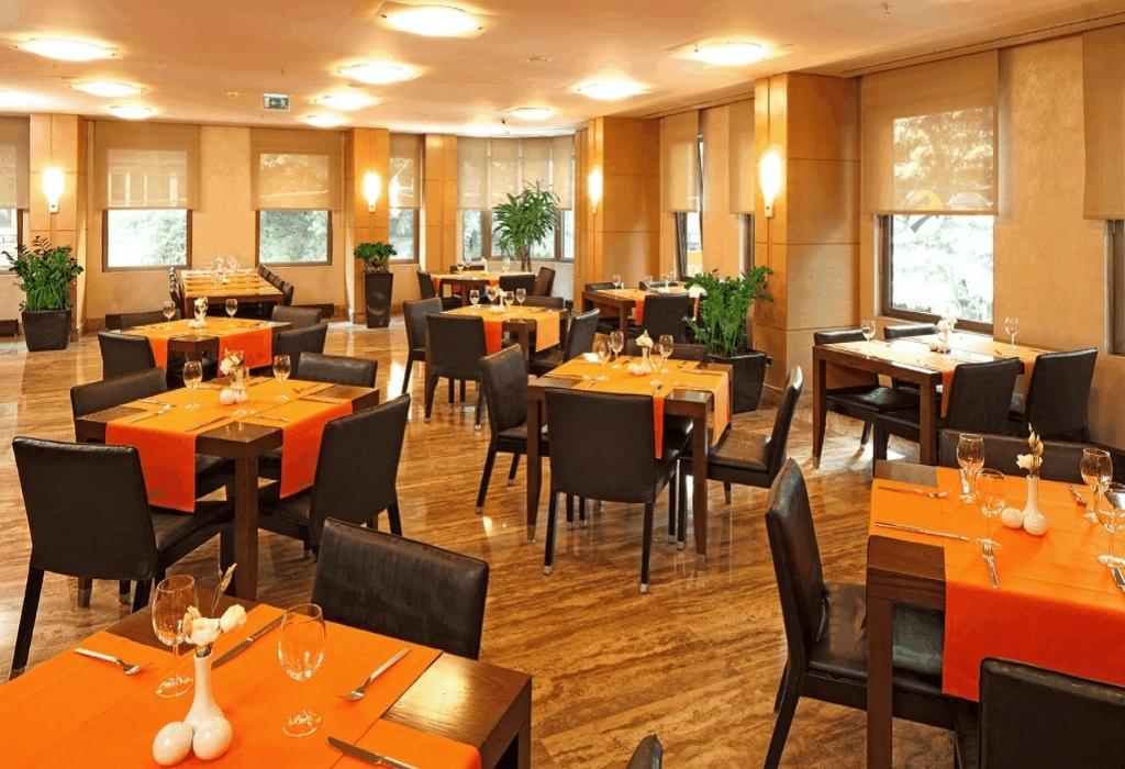 The famous Spigadoro Restaurant