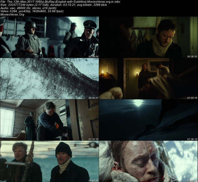 Download The 12th Man Full Movie