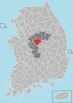 [Resim: 250px-North-Chungcheong-Goesan-svg.png]