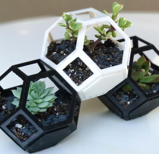 Planters - Cool Things to 3D Print