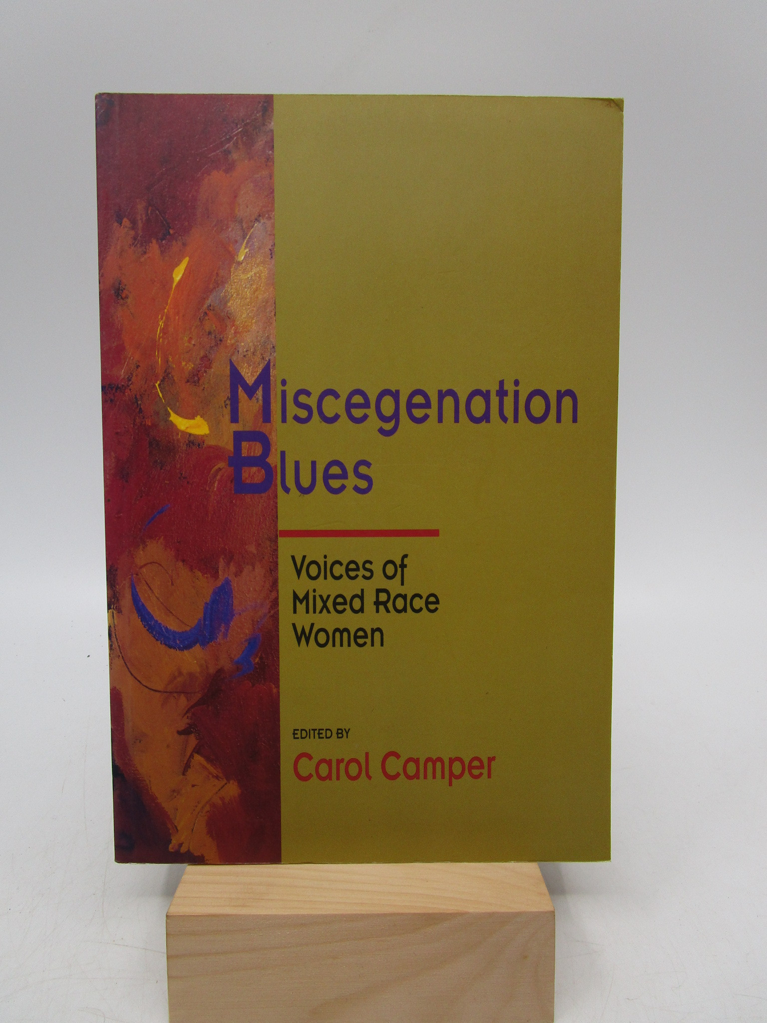 Image for Miscegenation Blues: Voices of Mixed Race Women (First Edition)