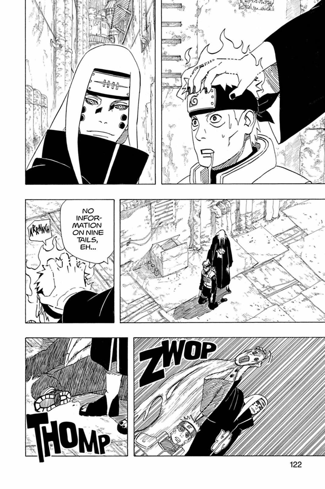 Jiraya vs Nagato - Página 3 0419-008