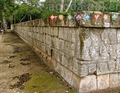 10 Tembok Bersejarah di Dunia 10 Tembok Bersejarah di Dunia 10 tembok