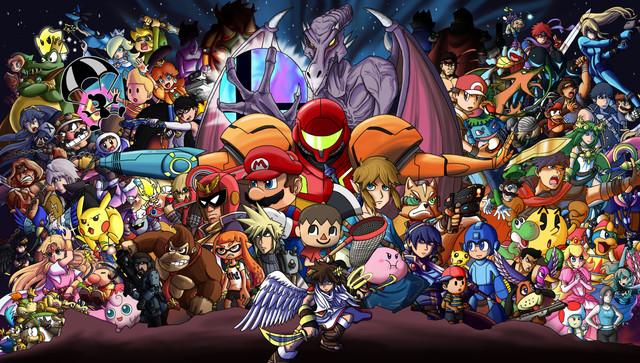 Smash Bros Infinity War B