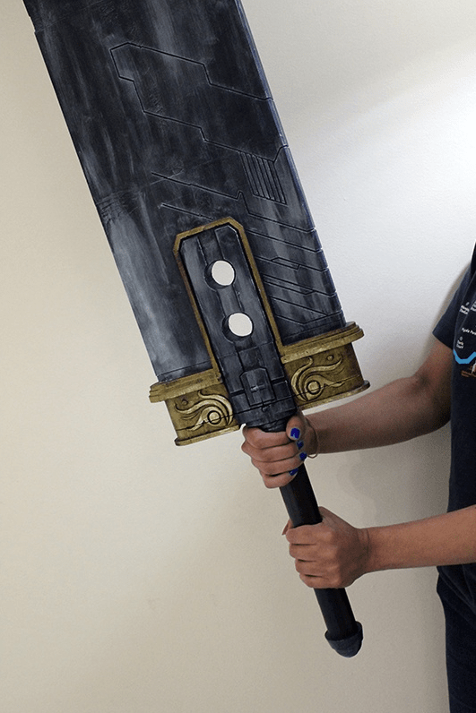Buster Sword From Final Fantasy VII