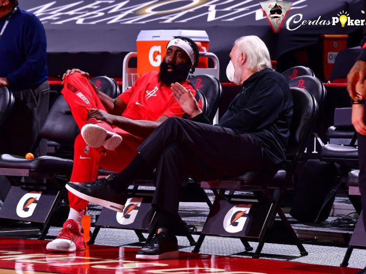 Putus Asa dan Ngambek, James Harden Ingin Hengkang dari Rockets