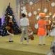 Рождественский концерт детской музыкальной студии Скерцино