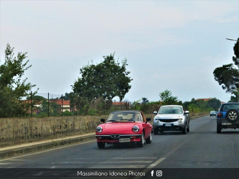 avvistamenti auto storiche - Pagina 32 Alfa-Romeo-Spider-1-6-106cv-90-NO683002