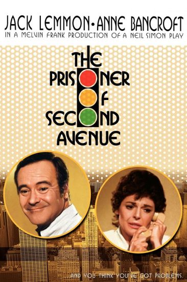 Więzień Drugiej Alei / The Prisoner of Second Avenue (1975) PL.WEB-DL.XviD-GR4PE | Lektor PL
