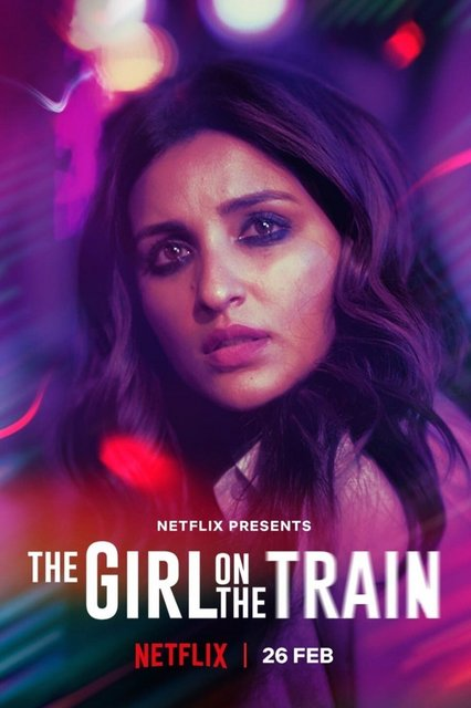 The Girl on the Train (2021) Hindi 480p HDRip x264 AAC 450MB ESub