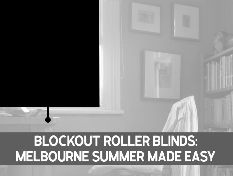 blockout roller blinds cover image