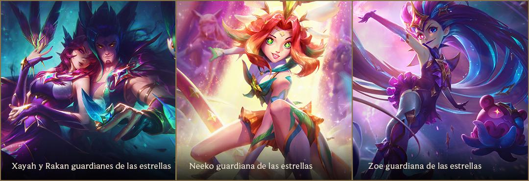 Nuevas Guardianas de las Estrellas llegan al parche 9.18