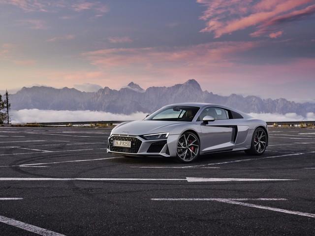 Un début d'année 2021 primé pour Audi  Audi-R8-RWD