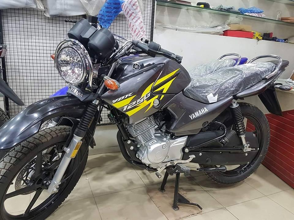 2019 Yamaha YBR 125 G