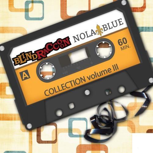 VA - Blind Raccoon & Nola Blue Collection Vol. 3   2 CD   / 2021 / MP3 / 320 kbps