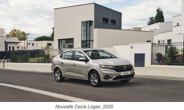 Dacia, la petite marque qui voit grand 2020-Dacia-LOGAN
