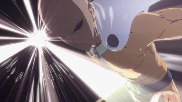 ONE PUNCH MAN: A HERO NOBODY KNOWS - Saitama Reminds Us He's The One Punch Man In Launch Trailer For The Game