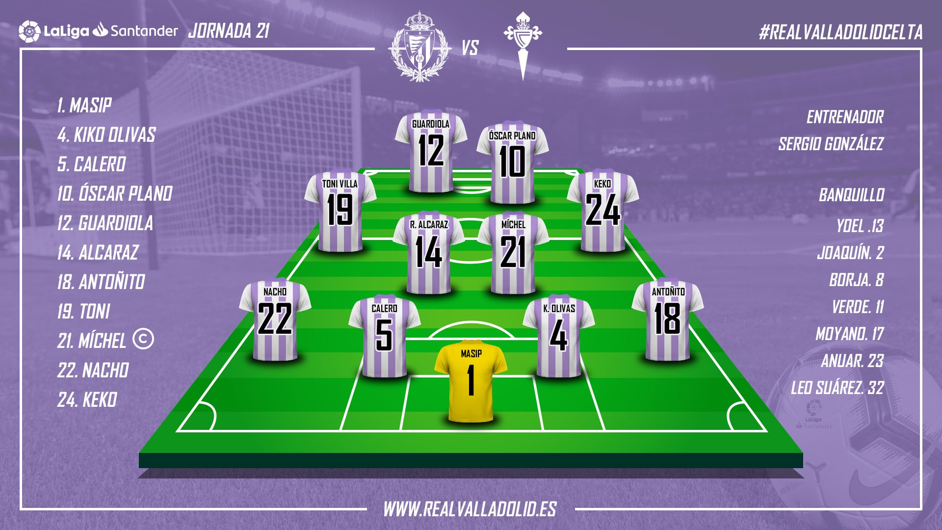 Real Valladolid - Real Club Celta de Vigo. Domingo 27 de Enero. 12:00 IMG-20190127-104432