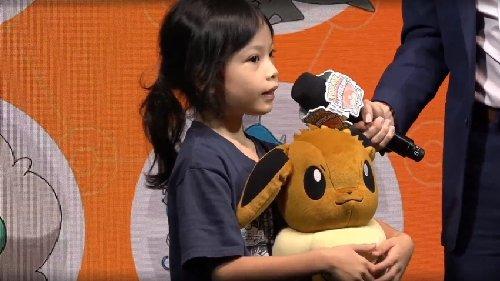 Baru Berusia 7 Tahun, Anak Ini Memenangkan Kejuaraan Pokemon