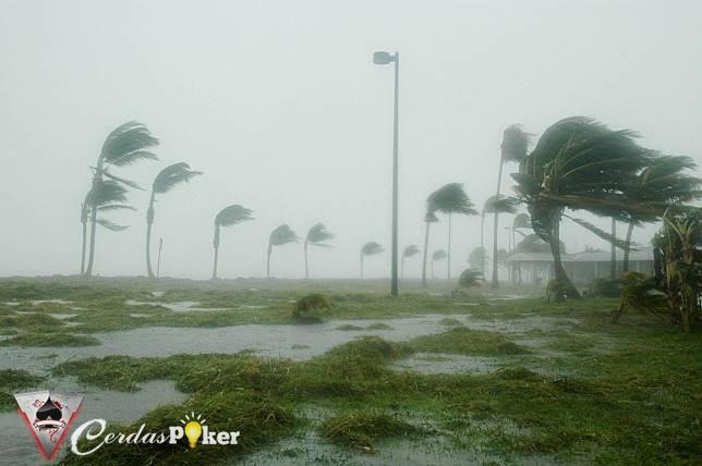 Badai Saat Ini Dianggap 3 Kali Lebih Kuat dari 100 Tahun Lalu