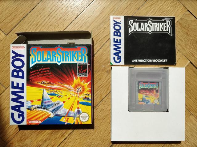 Solar Striker 1