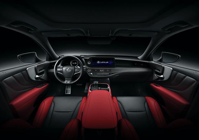 2016 - [Lexus] LS  - Page 4 3003-A028-7-E3-D-4-CE1-B08-F-05-D2-EF43-F1-DC