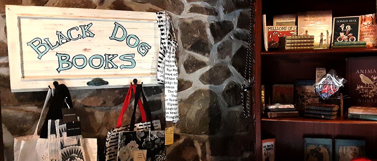 Black Dog Books NJ