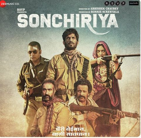Sonchiriya (2019) Hindi Full Movie 720p