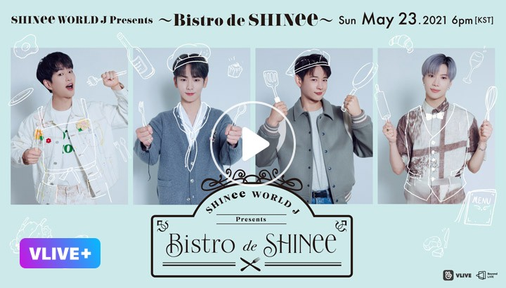 SHINee World J Presents: ~Bistr0 de SHINee~