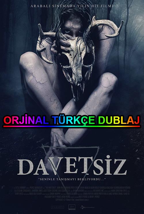 Davetsiz | The Wretched | 2020 | BDRip | XviD | Türkçe Dublaj | m720p - m1080p | BluRay | Dual | TR-EN | Tek Link