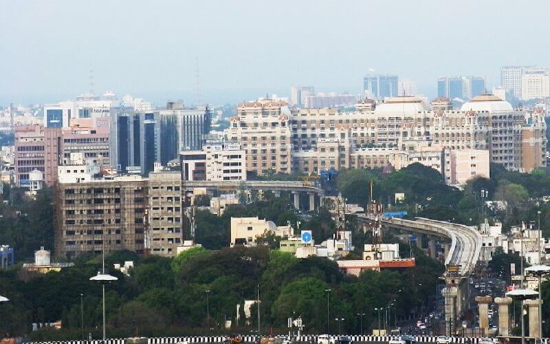 Chennai city photo