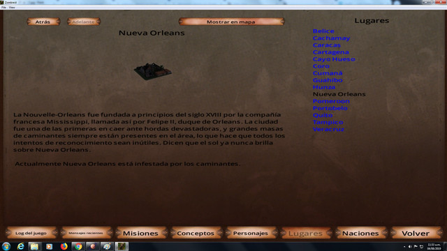 Traducción alternativa Blood and Gold: Caribbean! 8