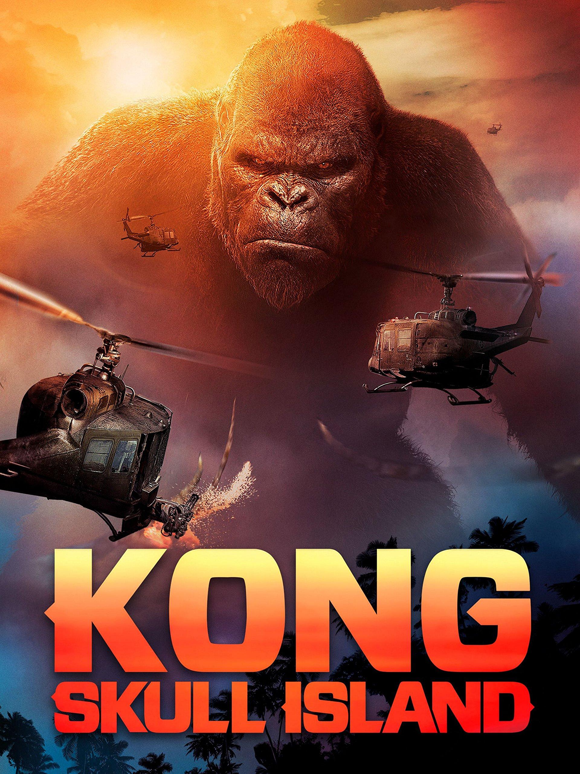 Kong Skull Island 2017 Dual Audio Hindi 720p