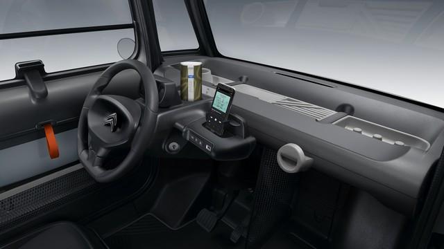 AMI - 100% Ëlectric Arrive Dans Le Réseau Citroën CL-20-005-017