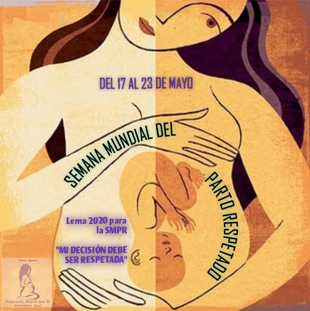 Locales: Semana mundial del parto respetado